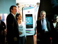 Ningún avance a los kioskos digitales, ni siquiera está prendido el único que existe
