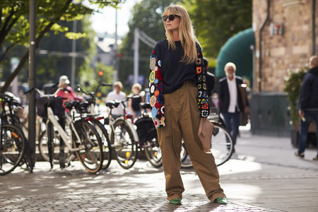 street style primavera 2018 tendencias paperbag