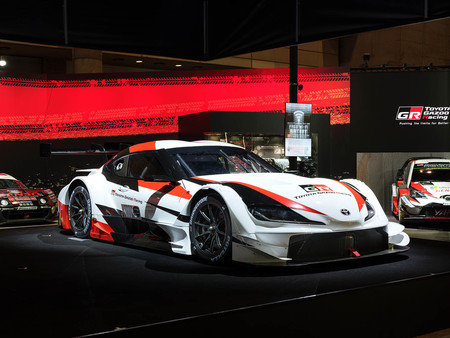 ¡Es oficial! El Toyota Supra correrá el Super GT a partir de 2020 de la mano de Gazoo Racing