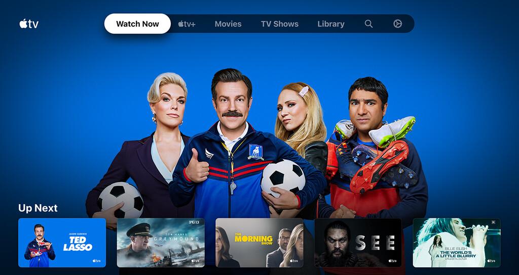 Apple TV se expande a más dispositivos y televisores con Android TV