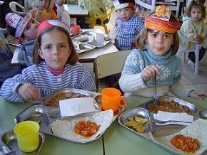 Los comedores escolares