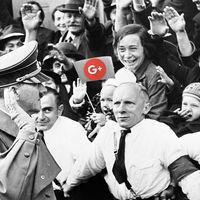 Hartos de ser expulsados de Twitter y Facebook, los nazis se están refugiando en Google Plus