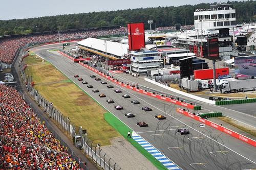 GP Alemania Fórmula 1 2019: Carlos Sainz quiere aprovechar la lluvia para conseguir su primer podio