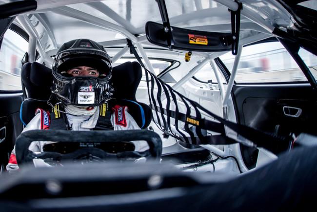 Chris Harris correrá con Bentley en la Blancpain Endurance Series