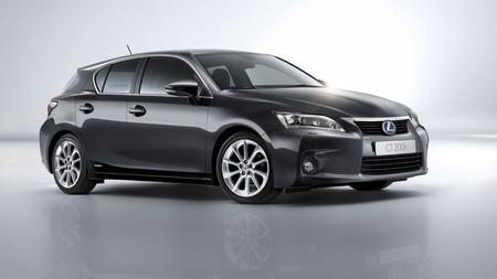 El Lexus CT 200h ya tiene ampliación de garantía