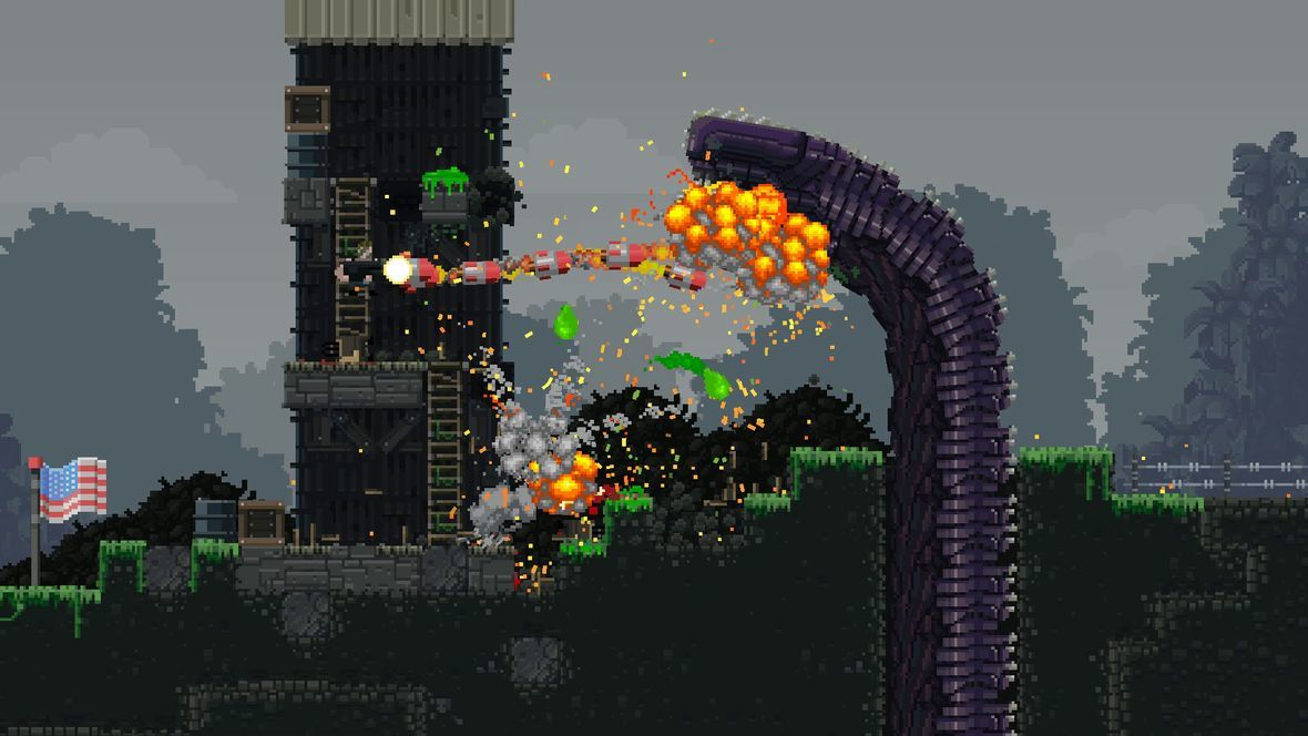 Foto de Alien Broforce (1/3)
