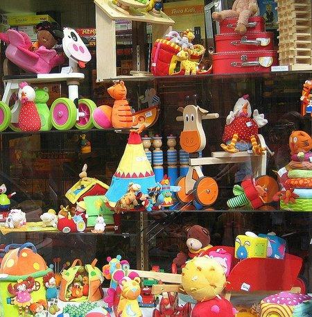 El juguete puede ser Bien de Interés Cultural