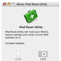 Nueva utilidad de restauración de Apple para los iPods shuffle de 1ª y 2ª generación