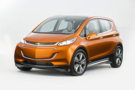 La versión definitiva del Chevrolet Bolt debutará en el próximo Salón de Detroit
