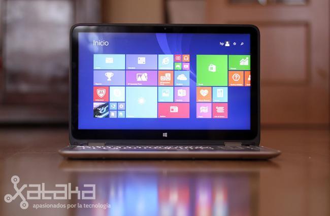 HP Envy x360 15t, análisis