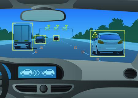 Vehículos autónomos estandarización