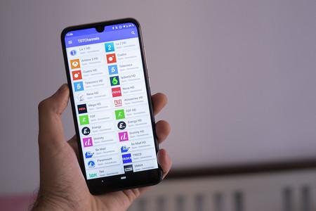 Cómo ver los canales de televisión de la TDT en un móvil Android usando TDT Channels
