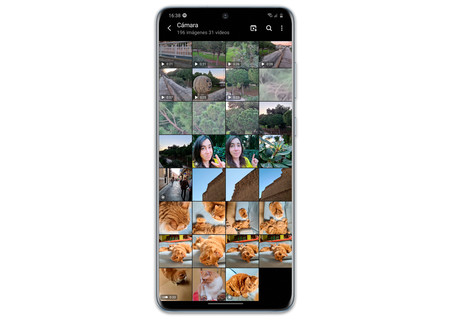 Samsung Galaxy S20 Ultra Camara App Galeria