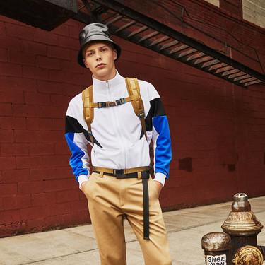 Zara toma pulso a las calles en su nuevo editorial y redefine el sport urbano