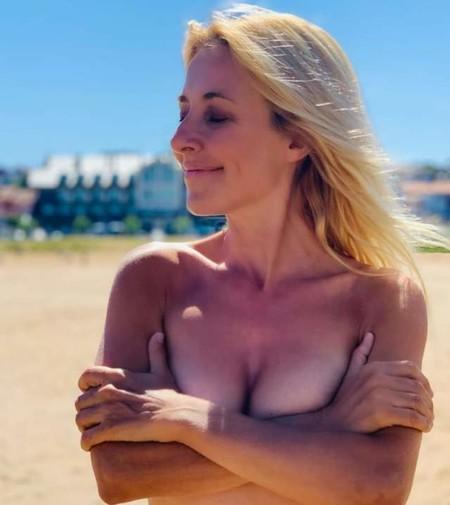 Una 'cayeta' tira más que dos carretas: el topless de Cayetana Guillén Cuervo que ha borrado de Instagram
