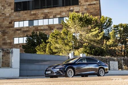 Lexus Es 300h 2021 Prueba 042