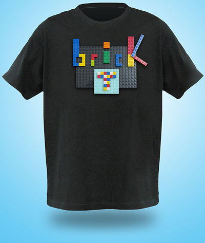 Camiseta Brick Construction