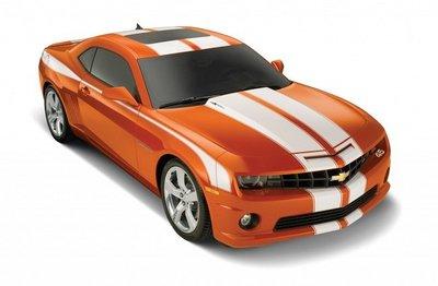 El Chevrolet Camaro ha adelantado al Ford Mustang en 2010 (otra vez)