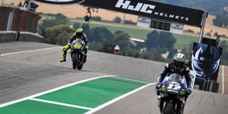 Rossi Vinales Brno Motogp 2019