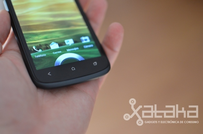 HTC One S controles Android