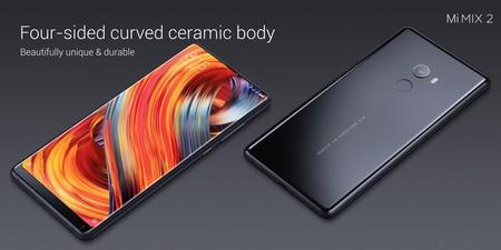Xiaomi Mi Mix 2: buscando los límites del adiós a los marcos con una pantalla más pequeña