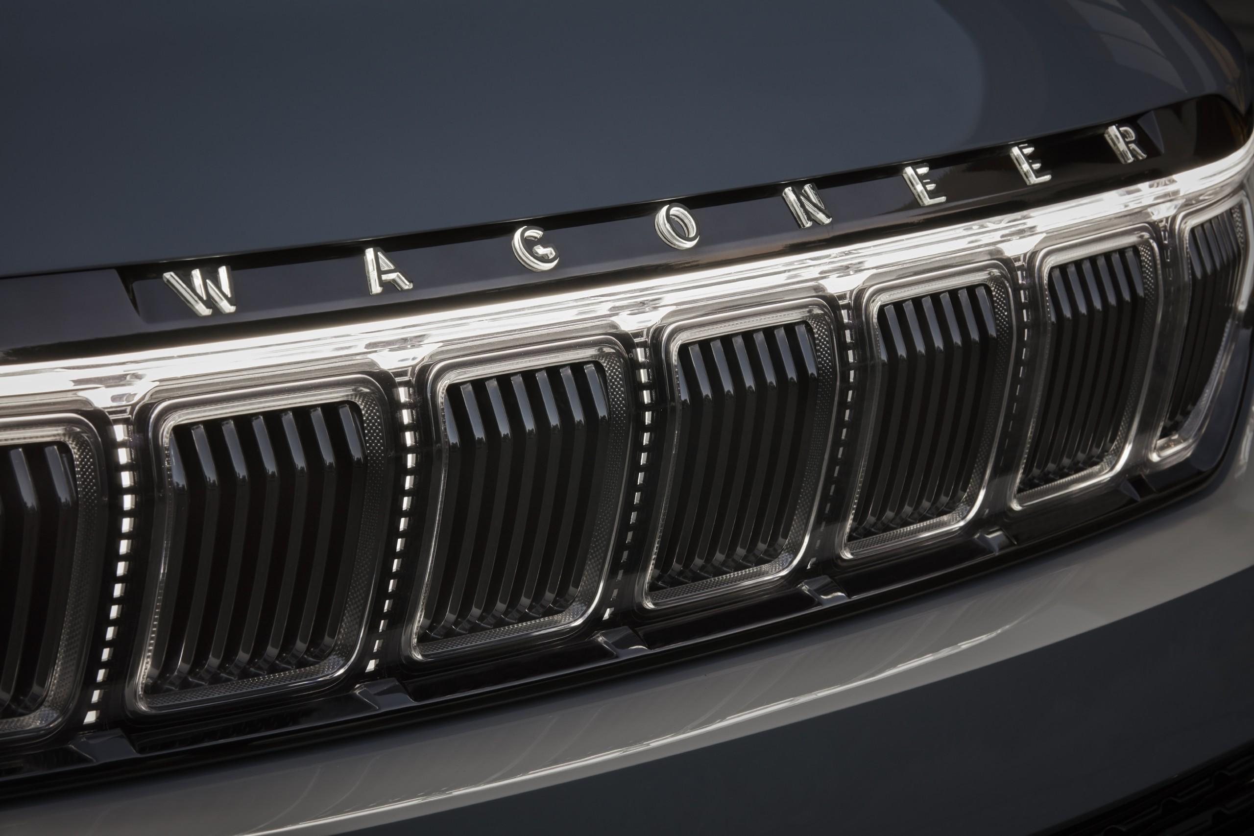 Foto de Jeep Grand Wagoneer Concept (34/63)