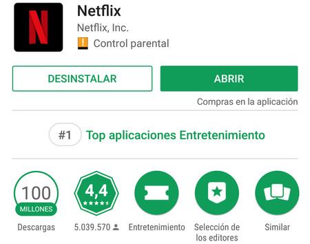 Google Play Store ahora te muestra si una aplicación es popular y cuánto