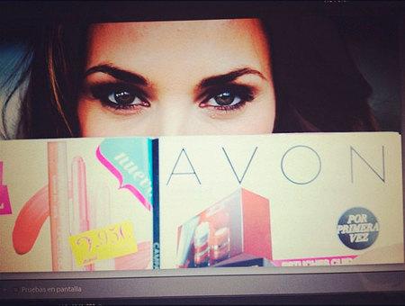 Helen Lindes se convierte en la nueva imagen de Avon España