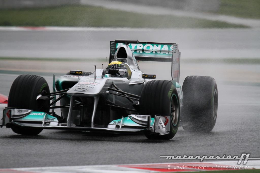 Entrenamientos Pretemporada 2011 - Circuit de Catalunya (II) - Sábado