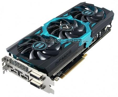 Sapphire prepara Radeon R9 290X Vapor-X con 8GB de memoria