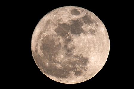 Luna 19 de Marzo