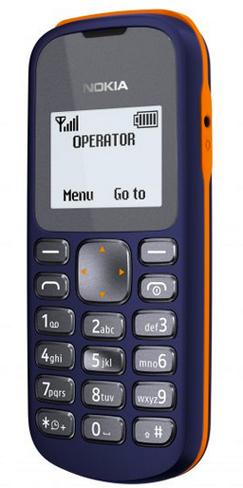 Nokia 103, el más asequible de los finlandeses