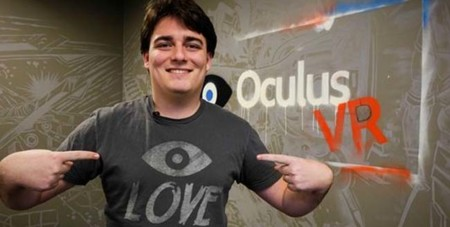 El fundador de Oculus Rift siempre supo que su precio será de 600 dólares