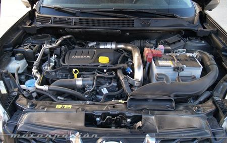 Nissan Qashqai 1.6 dCi 130 4x4 miniprueba 16