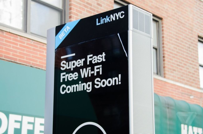 Link Nyc Wireless Hotspots