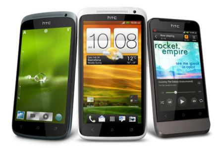Teléfonos HTC One