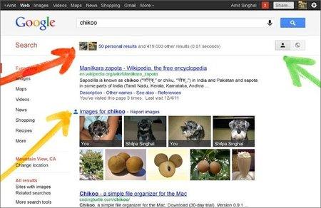 Google + es más importante para la empresa con la integración de sus contenidos en el buscador