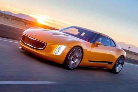 Auto Show de Detroit 2014: Kia GT4 Stinger