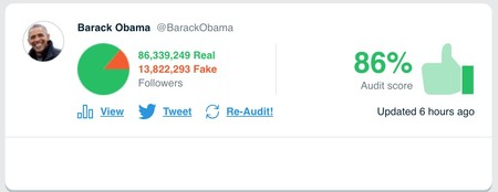 Window Y Barackobama S Audit Twitter Audit Audit Your Twitter Followers