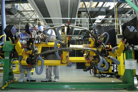 Fabricación de coches