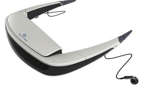 ST1080, gafas Full HD 2D y 3D para disfrutar del cine en casa en privado