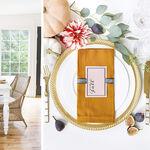 La semana decorativa: mesas otoñales, algo de Navidad, estrenar casa y dormitorio con estilo y personalidad