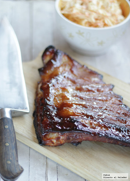 Costillas de cerdo en salsa teriyaki, nuestra receta para compartir