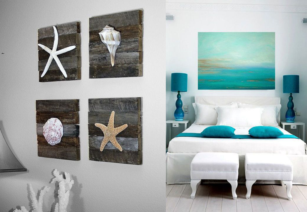 17 accesorios para dar toque marinero a tu casa de la playa for Departamentos mejor decorados