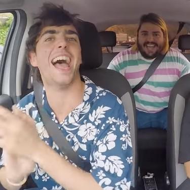 El challenge on the road de los Tripletz debería ocupar el espacio de Cárdenas en TVE y hacer reír a todas las señoras de España