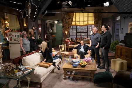 La reunión de Friends en HBO España