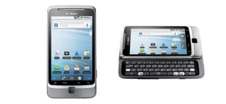 El HTC Desire Z o G2 ya ha sido avistado