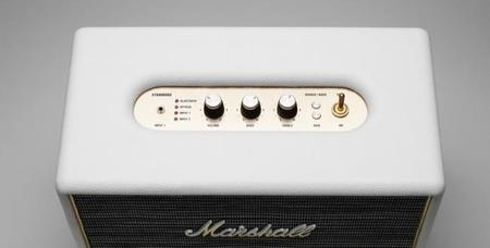 Stanmore de Marshall en color blanco