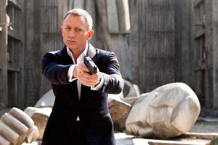 Daniel Craig será James Bond en dos películas más