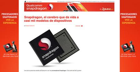 Cómo funciona un móvil por dentro y más en el Espacio Qualcomm Snapdragon